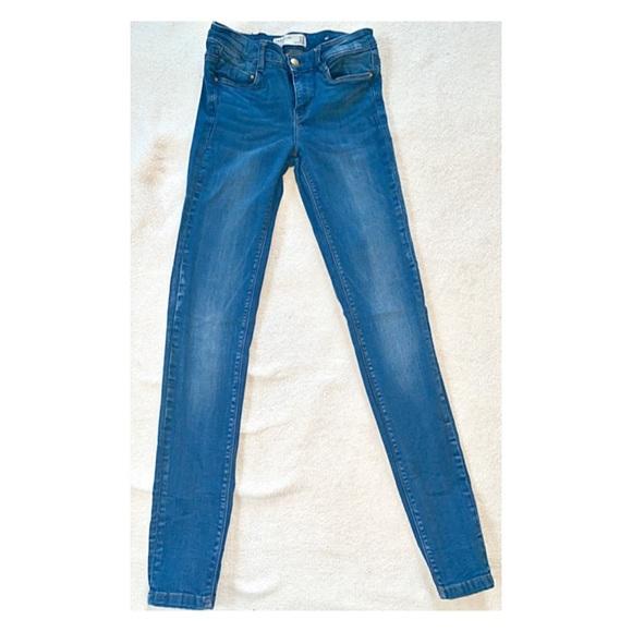 a1ae8a7e Zara Jeans   Trafaluc Skinny Blue Wash 36   Poshmark